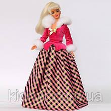 Лялька Барбі Колекційна Зимова рапсодія 1996 Barbie Winter Rhapsody 16353