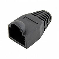 Колпачок коннектора LogicPower LPCP5BK RJ45 100шт (2288)