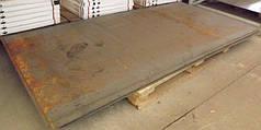 Лист сталевий г/к (гарячекатаний), 4-1250Х2500 мм