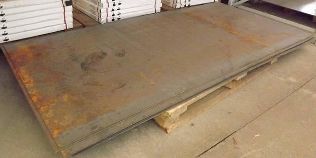 Лист стальной г/к (горячекатаный), 3-мм 1мХ2м, фото 2