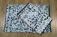 Набор ковриков Irya - Ottova turkuaz бирюзовый 60*90+40*60
