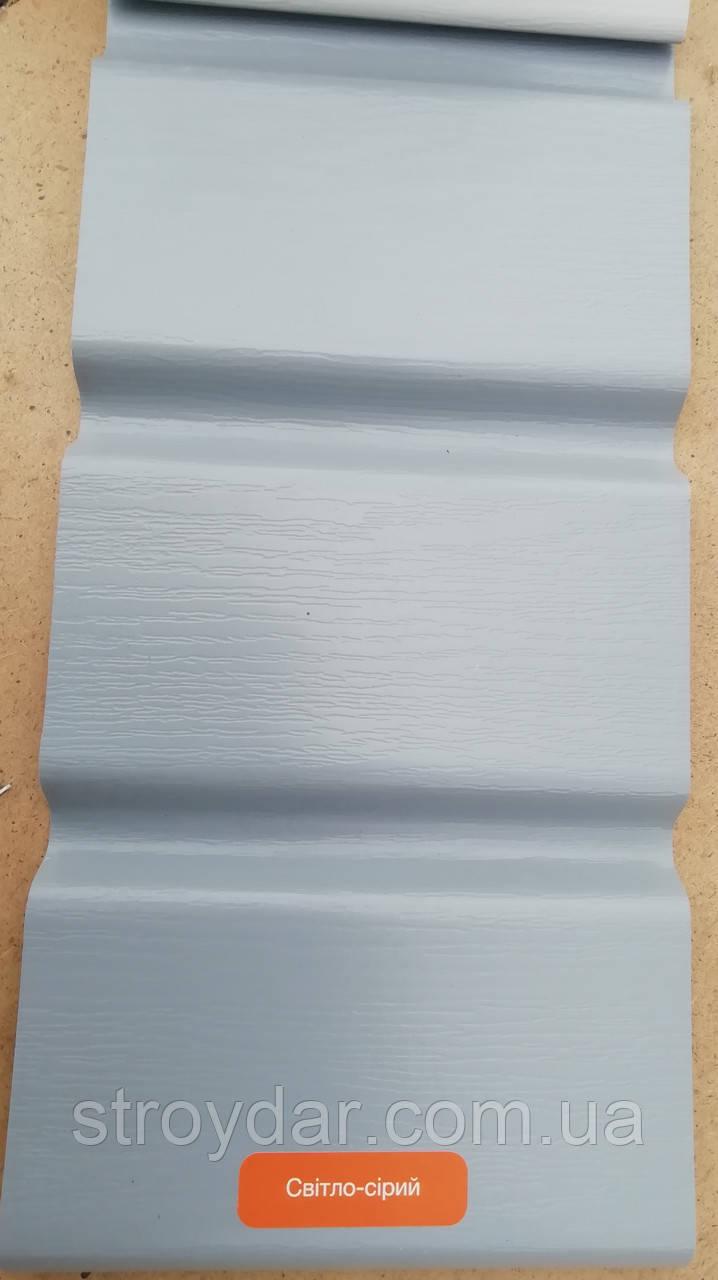 Софит Asko Neo карнизная подшива цвет светло серый
