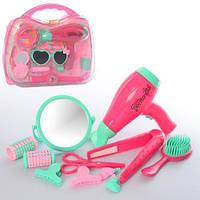 Детский игровой набор аксессуаров для девочки в чемоданчике HC248A-B