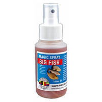 Аттрактант Спрей VDE Magic Spray Big Fish 100 ml
