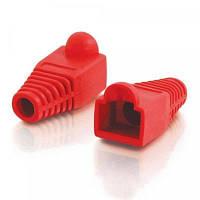 Колпачок коннектора LogicPower LPCP5RD RJ45 100шт (2292)