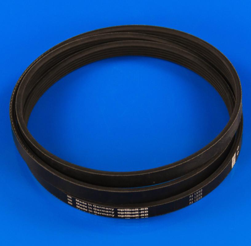 Ремень черный «Optibelt» 1252 J5