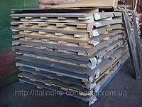 Нержавеющий лист AISI 420 20Х13 08X17 1,2 - 1,5 х 1250 х 2500