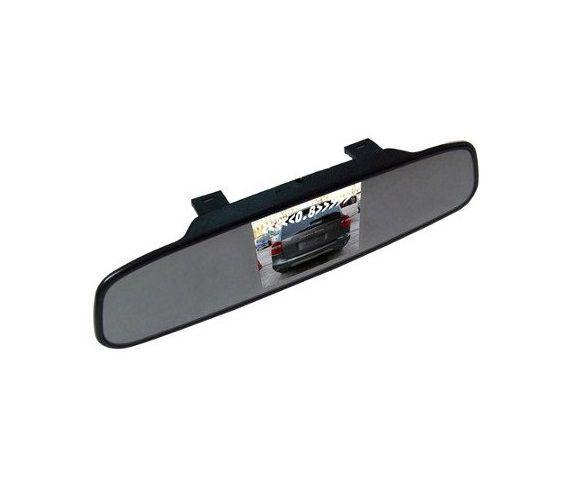 """Зеркало заднего вида со встроенным монитором AutoKit 4,3"""""""
