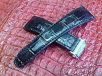 Ремешок из теленка с принтом крокодила для часов Maurice Lacroix , фото 1