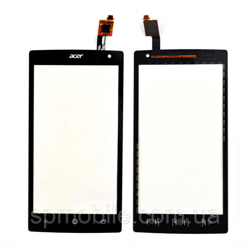 Сенсорный дисплей Acer Z150/Liquid Z5 черный