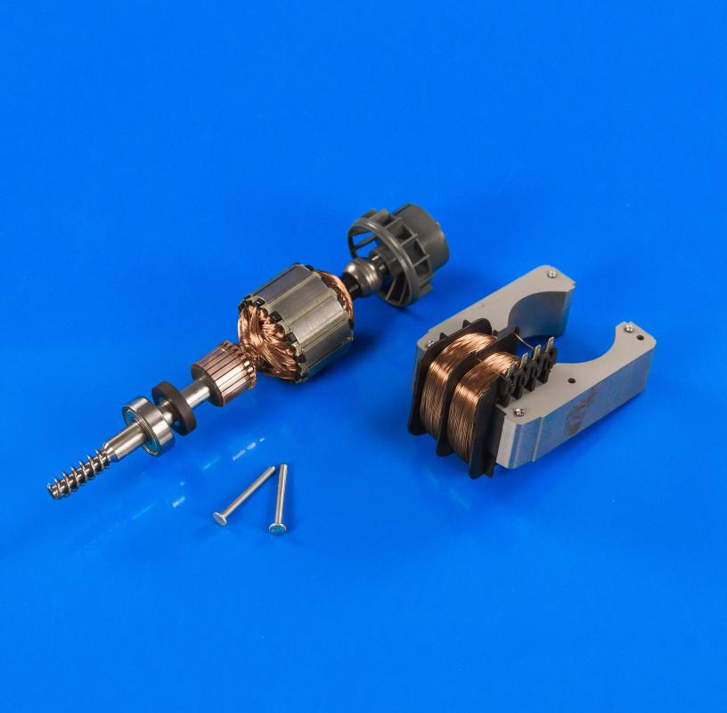 Мотор в сборе Bosch 654398