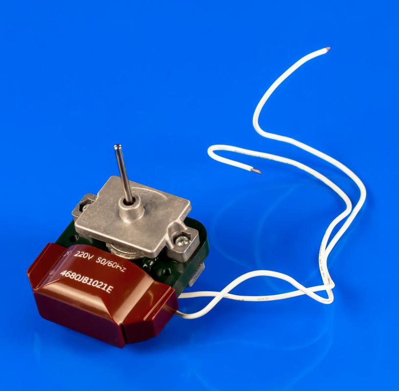Мотор вентилятора обдува LG 4680JB1021E (не оригинал)