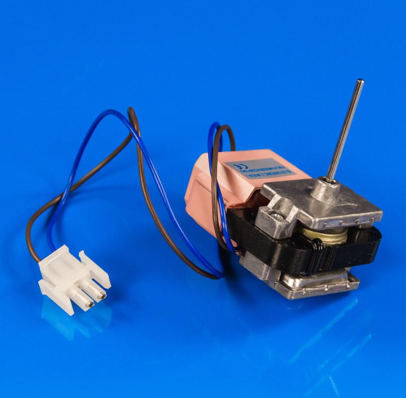 Мотор вентилятора No-Frost для холодильника Вал 43*3.1 мм с фишкой