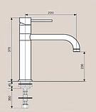 Смеситель для чаши-умывальника    3-131, фото 2