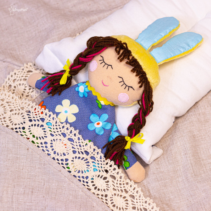 Кукла-грелка «Нина Зайченко» La fleur