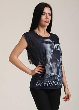 Майка MP New fashion XL (RS-FB620_Blue)