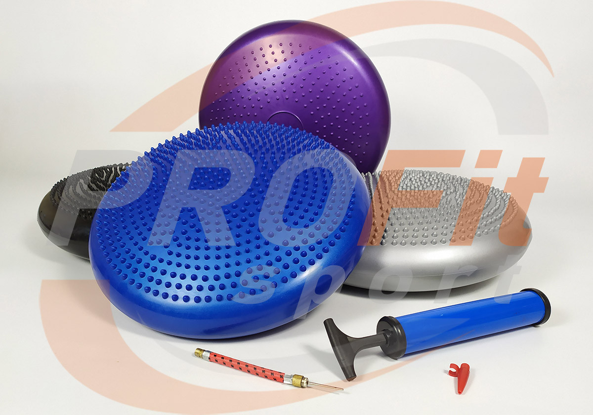 Балансировочная подушка массажная Pro Supra-34