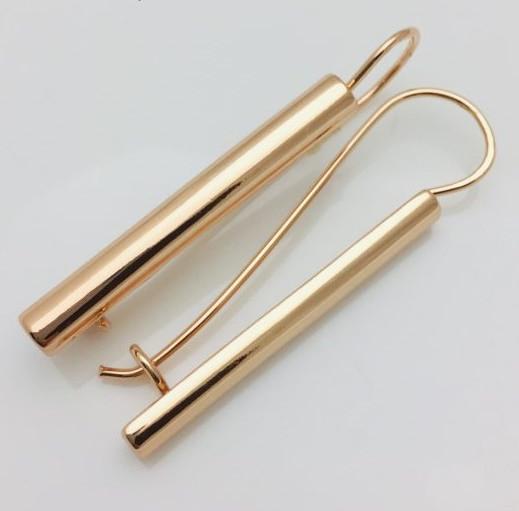 Женские серьги, сережки  подвески Fallon  50* 5*