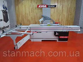 Форматно раскроечный станок KMA FRS 450, фото 2