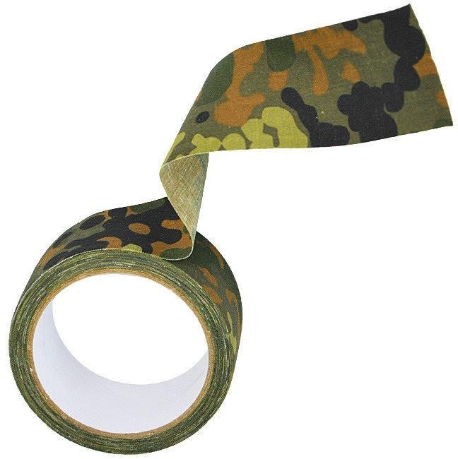 Лента маскировочная камуфляж Flectarn MilTec 15934021