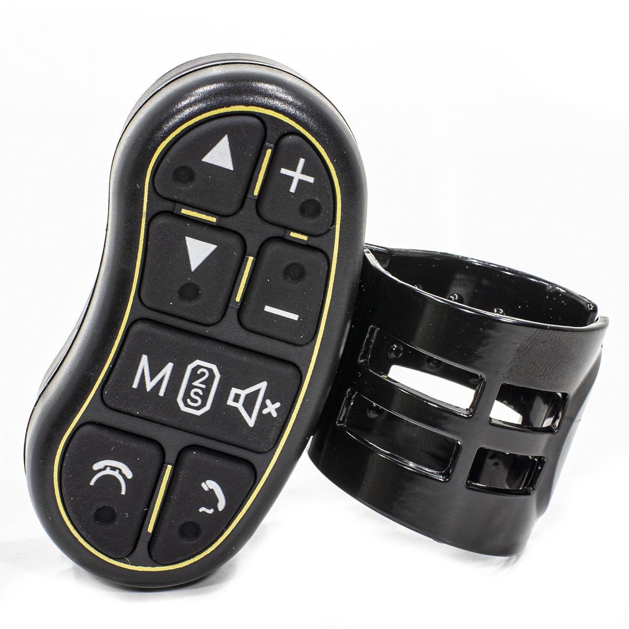 ➔Универсальный пульт управления магнитолой Terra XJ-1 ДУ на руль автомобиля