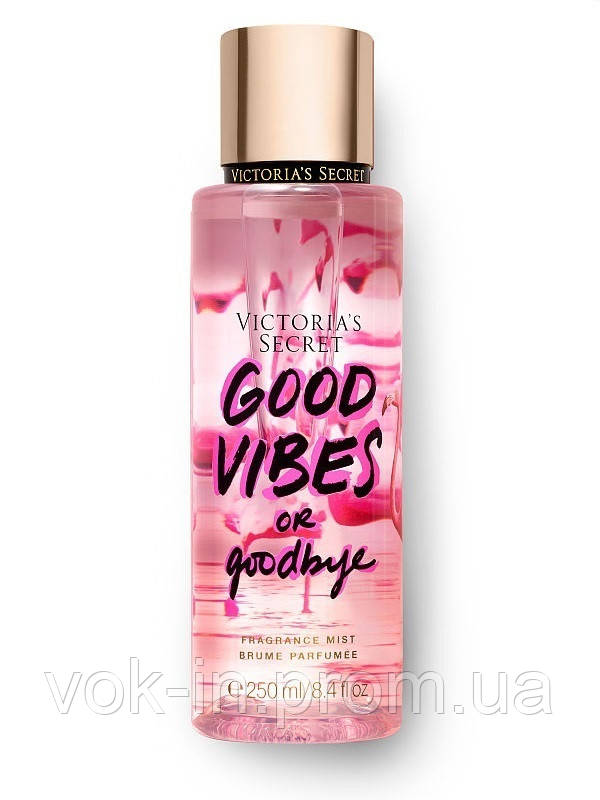 Мист Good vibes Victoria's Secret