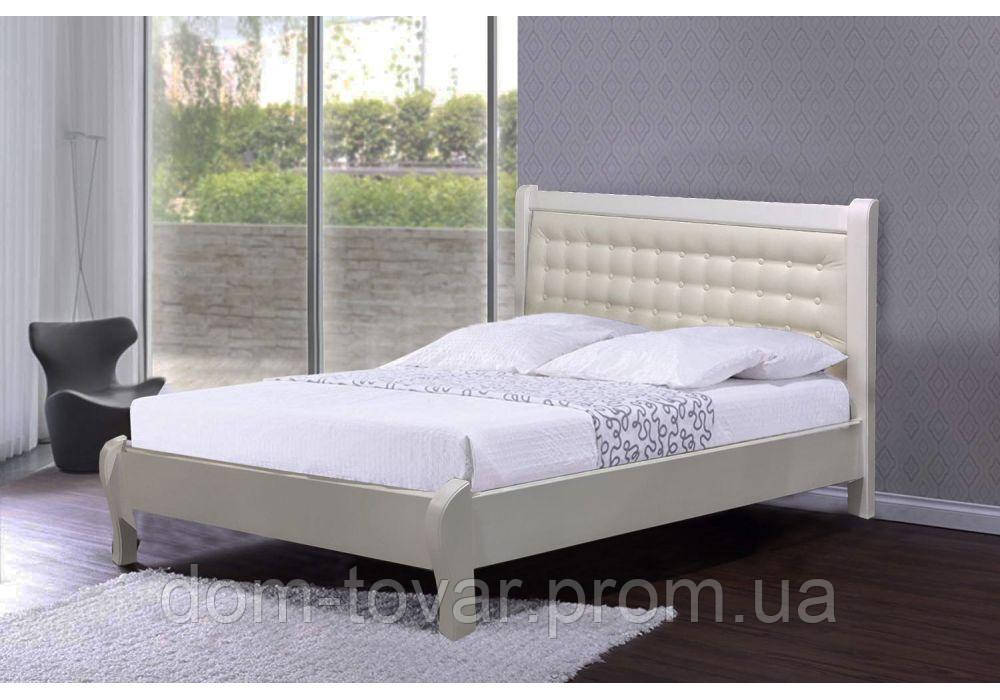 Кровать Каролина 1600 х 2000 белый