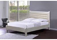 Кровать Каролина 1600 х 2000 белый, фото 1