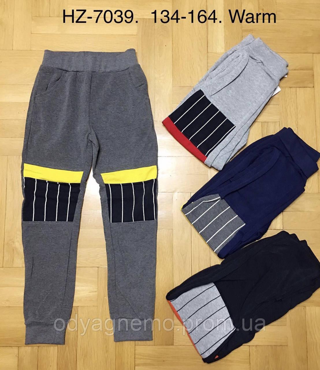 Спортивные брюки для мальчиков Active Sports оптом, 134-164 рр. Артикул: HZ7039