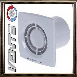 Вентилятор Вентс 100 Х1 К Л (алюминий матовый)