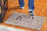 Супер впитывающий придверный коврик Clean Step Mat, фото 2