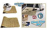 Супер впитывающий придверный коврик Clean Step Mat, фото 6