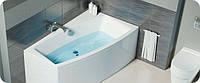 Ванна Cersanit Virgo Max 160x90 правая