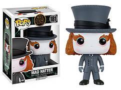 Фигурка Funko Pop Фанко Поп Алиса в Зазеркалье Безумный Шляпник Mad Hatter 10 см Movies AF MH 181