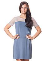 Удобная женская ночная сорочка (M, L)