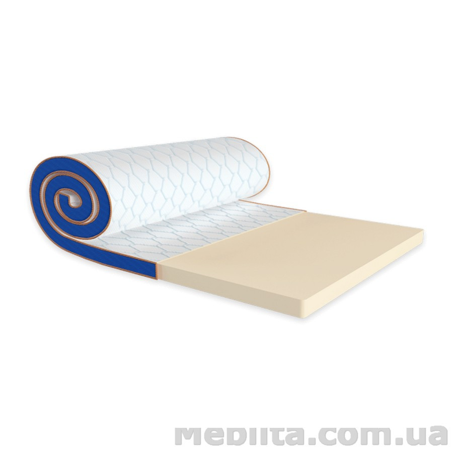 Мини-матрас Sleep&Fly mini SUPER MEMO стрейч 120х190 ЕММ
