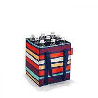 Органайзер Reisenthel Artist Stripes для 9 пляшок (ZJ 3058)