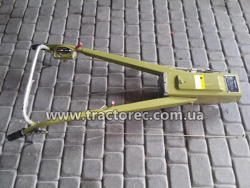 Руль (ручки, рога, вила, рычаги) для НОВЫХ КПП мотоблоков под четыре положения рычага переключения передач
