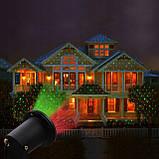 Уличный лазерный проектор moving garden laser light, фото 8