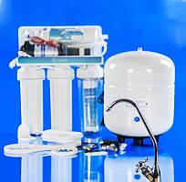 Система очистки воды обратного осмоса AquaKit RX50 B-1