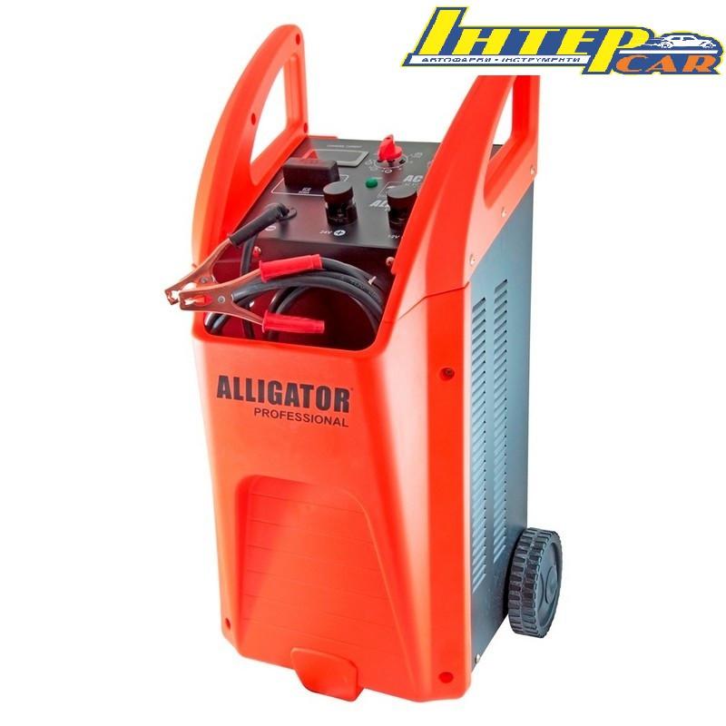 Пуско-зарядное устройство для АКБ ALLIGATOR AC 811