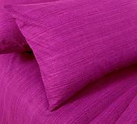 Комплект постельного белья ЭКО №12 перкаль простыня на резинке