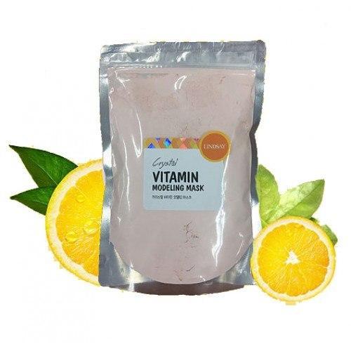 Альгінатна маска з вітамінами Lindsay Premium Vitamin Modeling Mask Pack 240 г
