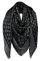 Шикарный женский платок в стиле Louis Vuitton Shine Monogram
