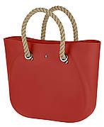 Сумка для покупок Ardesto S-Bag Мідно-червоний (AR1810RHB)