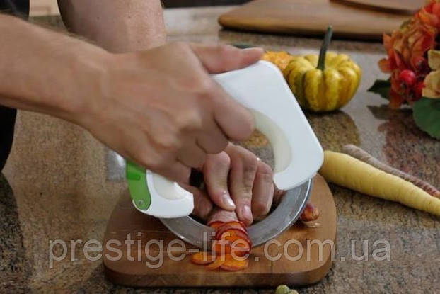 Круглый нож Bolo  на Вашей кухни. BOLO Circular Knife
