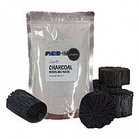 Альгінатна маска для обличчя з деревним вугіллям Lindsay Premium Black Mask Pack 240 г