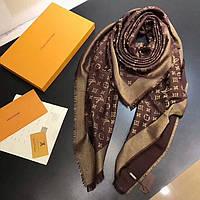 Роскошный платок в стиле Louis Vuitton Shine Monogram КАЛИФОРНИЯ