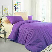 Комплект постельного белья Mix 10+2ЭКО перкаль простыня на резинке