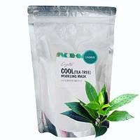 Альгинатная маска для лица с экстрактом чайного дерева Lindsay Premium Cool (Tea Tree) Modeling Mask Pack, фото 1